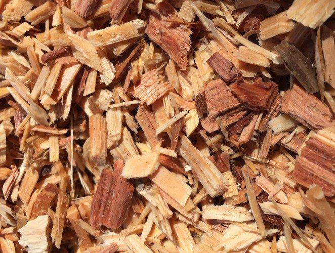 Redwood Bark Chips ~ Bark chips humboldt redwood