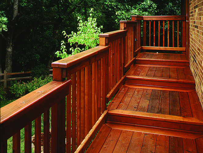 Redwood Balusters