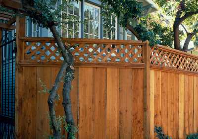Humboldt Redwood Fencing
